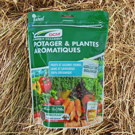 Engrais organique Potager & Aromatiques