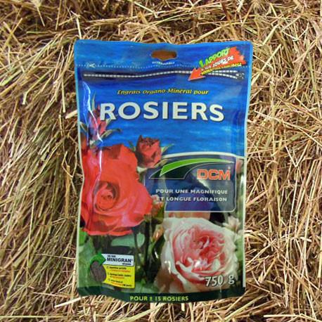 Engrais organique Rosiers