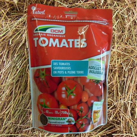 Engrais organique Tomates